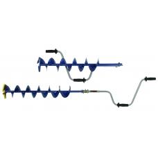 Ледобур NERO 150 L(шнека) 0.5м, L(транс.) 0.88м, L(бурения) 1.1м, m 2.5кг