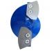 Ледобур NERO 110Т XL телескопический L(шнека)-0,74м,L(трансп)-1.25м,L(бурения)-1.4-2.3м m=3.5кг