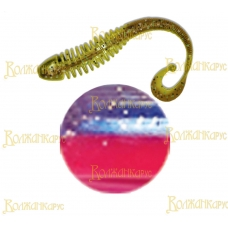 Volzhanka Tailed Worm 130 цвет 2005 (в упак. 6шт)