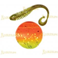 Volzhanka Tailed Worm 130 цвет 2007 (в упак. 6шт)