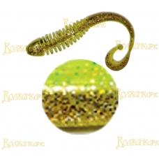 Volzhanka Tailed Worm 130 цвет 2012 (в упак. 6шт)
