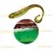 Volzhanka Tailed Worm 130 цвет 2017 (в упак. 6шт)