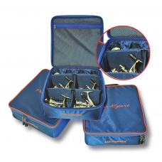 Сумка под 4 катушки Volzhanka Pro Sport размер L (4 большие катушки с доп. шпулями)