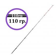 Квивертип тест 110гр к удилищу фидер Волжанка Титан 3.6м;3.9м;4.2м