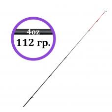Квивертип 4oz (carbon) 3.5мм к Волжанка Мастер 4.16м 100+; 4.32м 120+; 4.32м 140+