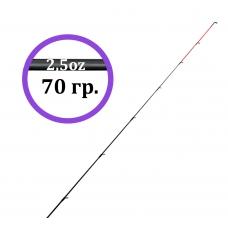 Квивертип 2.5oz (carbon) 3.0мм к Волжанка Мастер 3.8м 60+; 4.0м 80+