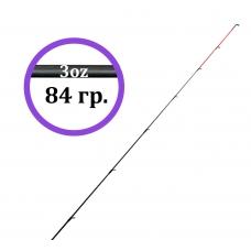 Квивертип 3oz (carbon) 3.0мм к Волжанка Мастер 3.8м 60+; 4.0м 80+